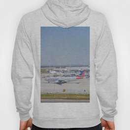 Flight AA717 MUC-PHL Hoody