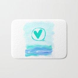 Sea Love Bath Mat