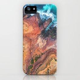 Red Bluff National Park - Kalbarri - Western Australia iPhone Case
