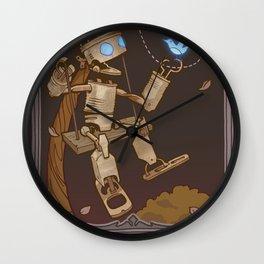 Avius Tritewit Wall Clock