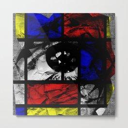 Eye of the Soul Metal Print