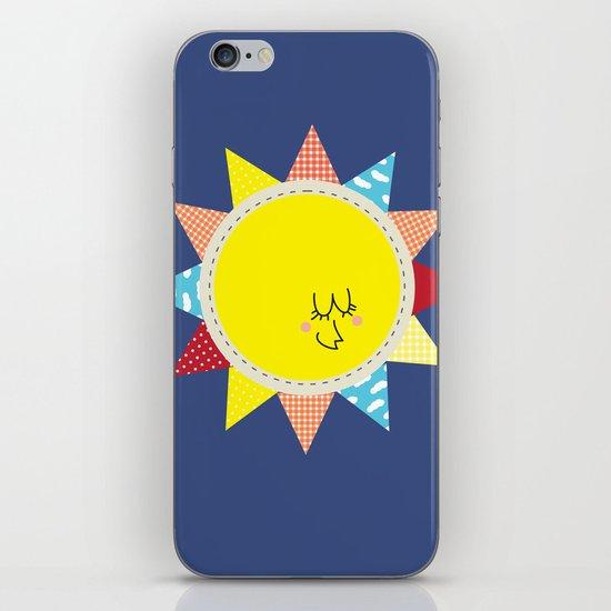 In the sun iPhone & iPod Skin
