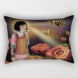 Oblivion: Anthophila ll Rectangular Pillow