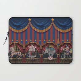 Mysterious Circus Tour Laptop Sleeve