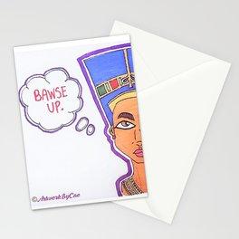 'Baddest' Stationery Cards