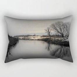 The Creek Rectangular Pillow