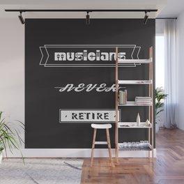 musicians Wall Mural