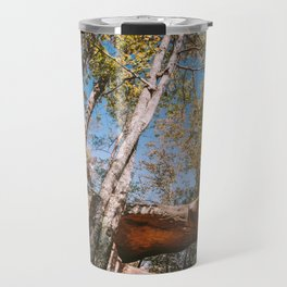 Princess Arch at Red River Gorge Travel Mug