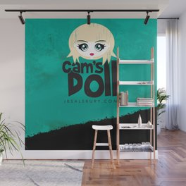 Cam's Doll Wall Mural