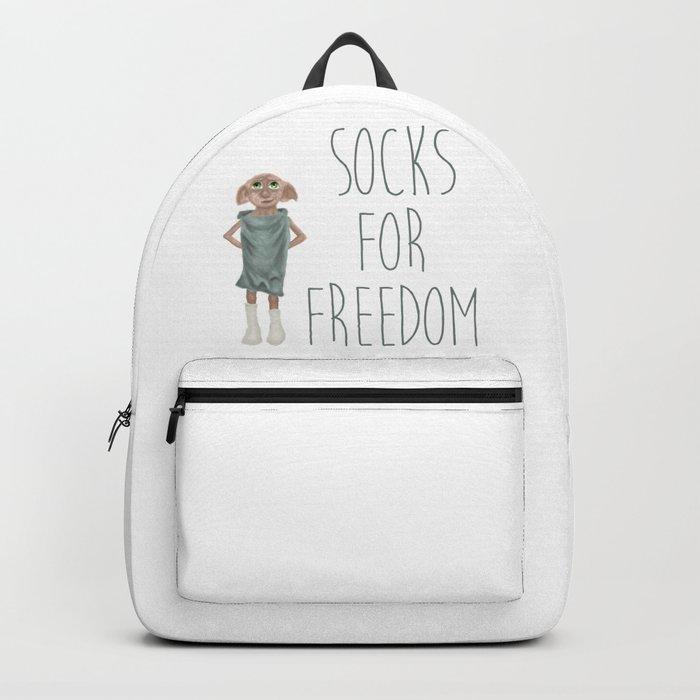 Socks for Freedom Backpack