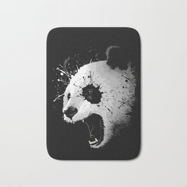 Splatter Panda Bath Mat