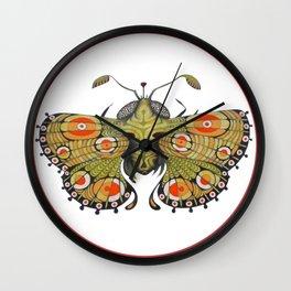 Butterfly (original sold) Wall Clock