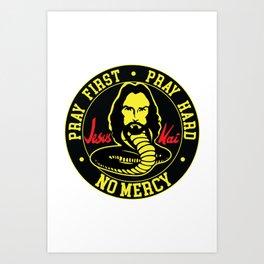 Jesus Kai Art Print