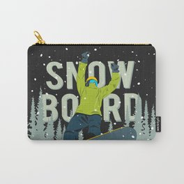 Snowboard Carry-All Pouch