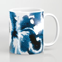 Evil Eye Indigo Coffee Mug