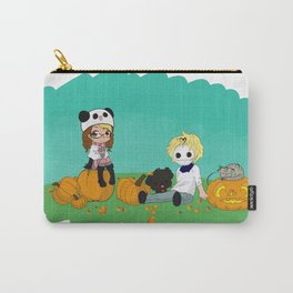 Chey & Cry Pumpkin Fest Carry-All Pouch