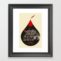 Horror Icons: Halloween Framed Art Print
