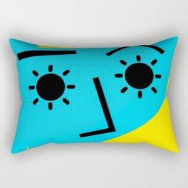 Arlecchino I Rectangular Pillow
