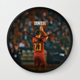 Eden Hazard Wall Clock