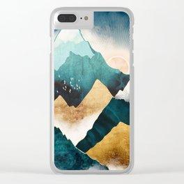 Daybreak Clear iPhone Case