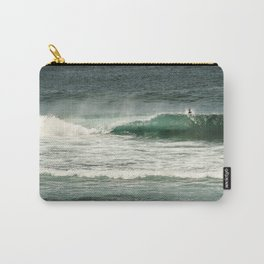 Dans le creux de la vague Carry-All Pouch