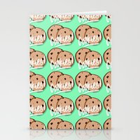 cookies Stationery Cards featuring Cookies by Chelsea Herrick