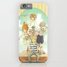 The Mermaid Club iPhone 6s Slim Case