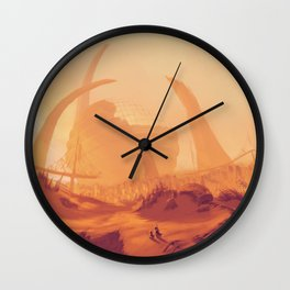 Eolyn - Volume 2 Cover - Full Art Wall Clock