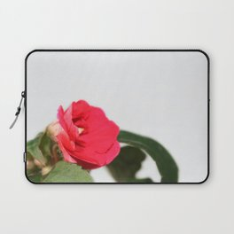 small red flower Laptop Sleeve