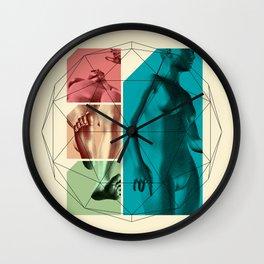 Showroom Dummy Wall Clock