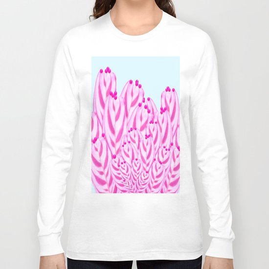 Tropical Dreams Long Sleeve T-shirt