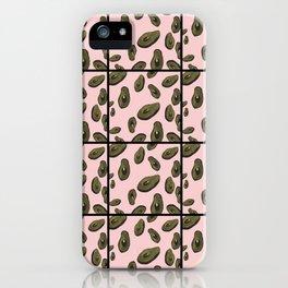 Avocados! iPhone Case