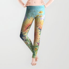 You are loved Leggings