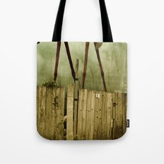 The Painted Horse Tote Bag