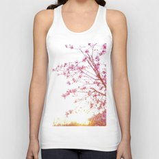 Sun-Drenched Unisex Tank Top