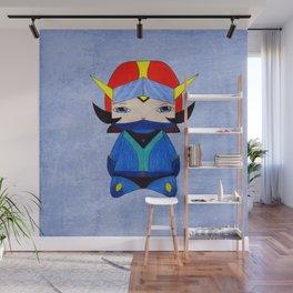 A Boy - Koji Kabuto aka Alcor (Grendizer - Goldorak Wall Mural