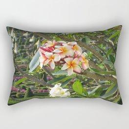rosa Frangipane Rectangular Pillow
