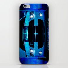 Mustang Shelby GT500 2013 iPhone Skin
