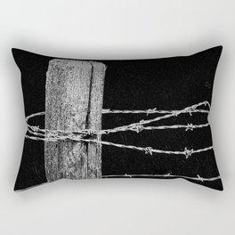 Fence Rectangular Pillow