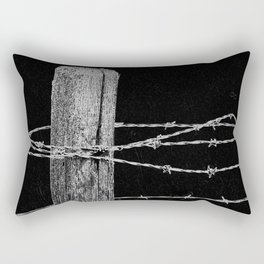 Fence Rectangular Pillow