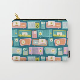 Retro Radios Carry-All Pouch