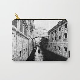 Bridge of Sighs, Venice.  Carry-All Pouch