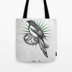 Shiny Tote Bag