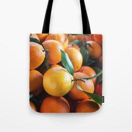 Beautiful Fruit - Oranges Tote Bag