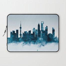 Shanghai Skyline Laptop Sleeve