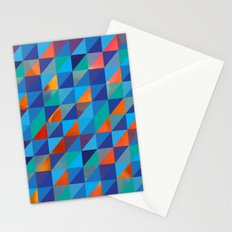 Triangles 4 Stationery Cards
