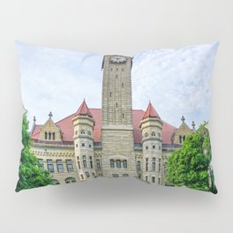 Bowling Green Courthouse Pillow Sham
