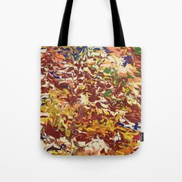 Wave Boogie-Woogie Tote Bag