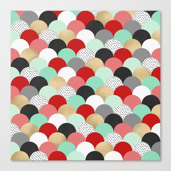 Gumdrops Canvas Print