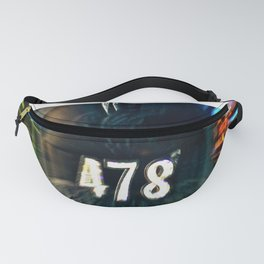 Abstract Prime Number Fanny Pack